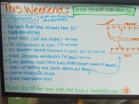 Tasks for volunteers / Leeks & Bounds, Flickr