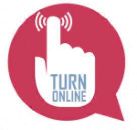 TURN ONline logo