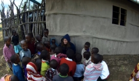 The NGO work to improve access to the education of mass communities in the Monduli Juu region