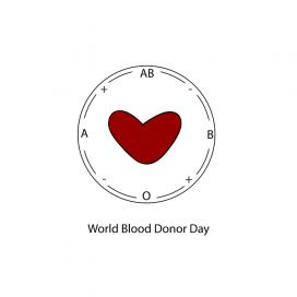 World Blood Donor Day. Image: Pixabay