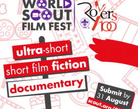 World Scout Film Fest.    Source: Scouts MSC