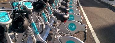 Bikes. Photo: Wikipedia
