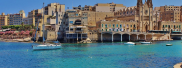Malta, leader in legislative and political advances for LGBTI rights in Europe.  Source: Pixabay