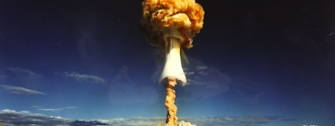 Nuclear weapon explosion. Photo: Wikimedia