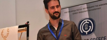 Panos Antonopoulos, Co-Founder and ICT Consultant in InterMediaKT