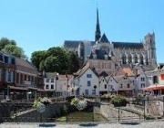Amiens, France, view