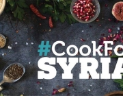#CookForSyria campaign. Image: #CookForSyria