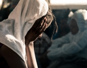 Eritrean woman. Photo: Gabriele François Casin, MSF
