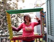Laia Bernués, territorial delegate of AFEV Barcelona. Photo: AFEV Barcelona