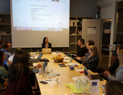 Malmö University organised the NIEM First National Coalition Meeting (March 2017) / Photo: NIEM