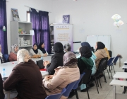 Moroccan mothers in the Prodema project