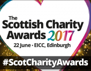 Scottish Charity Awards image. Image: SCVO