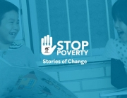 Image of the campaign. Image: Stop Poverty