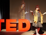 TED  is the name of a Non-profit organization in the United States of America - Photo: TED