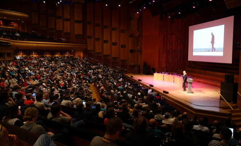 Conference. Photo: Wikimedia