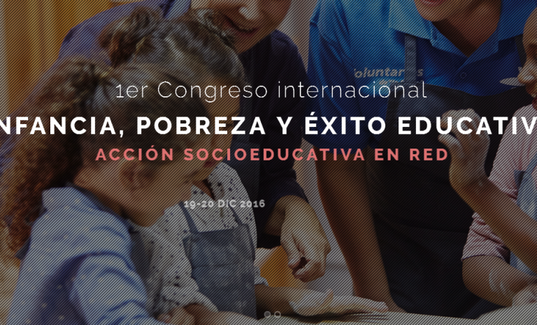 1st International Conference on childhood, poverty and educational success: social and educational networking
