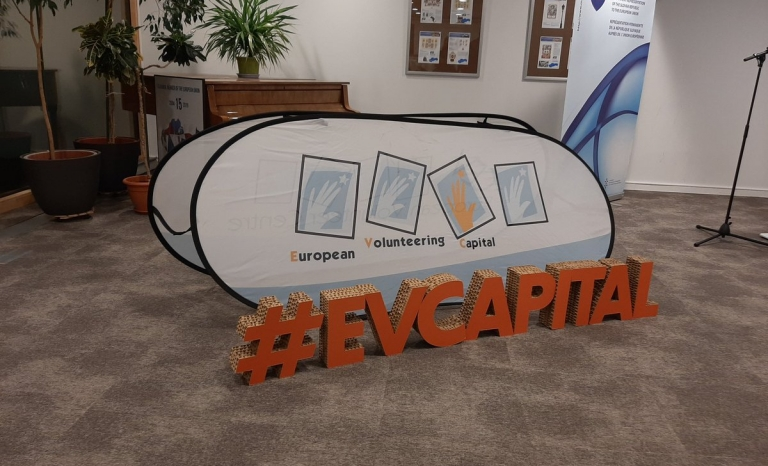 The European Volunteer Centre (CEV) launches the 10th edition of the European Volunteering Capital competition.