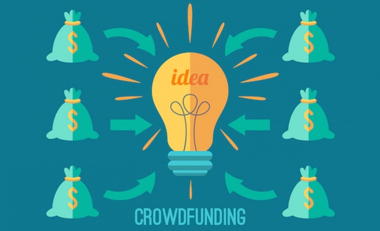 Crowdfunding image. Image: Vimeo