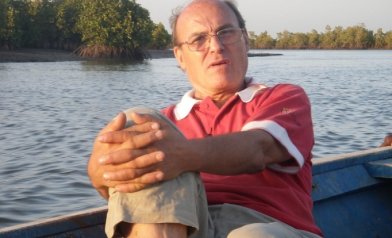 Josep Artigas is living in Senegal since 1977 providing education to children and teenagers.