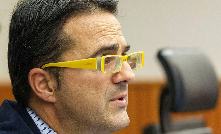 Juan Carrión, president of FEDER.