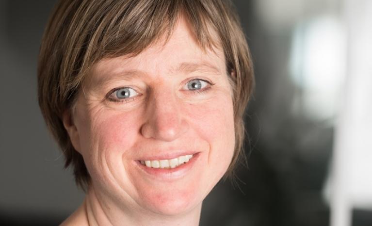 Katrin Hugendubel, advocacy director of ILGA Europe.