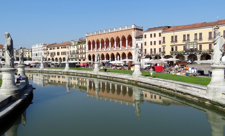 Padova hosts the European Volunteering Capital 2020.