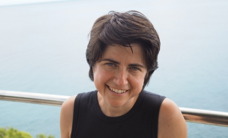 Lídia Arroyo,  sociologist and researcher in the UOC's Gender and ICT research group.