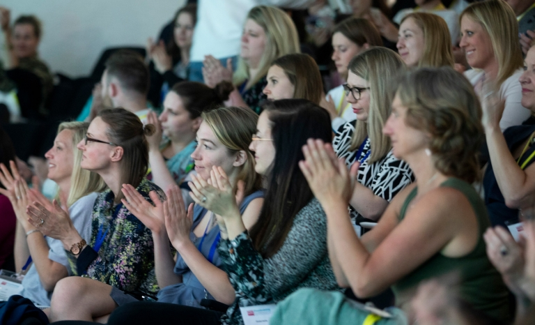 The attendants will have the opportunity of hearing from 50 speakers from a range of charities of different sizes .