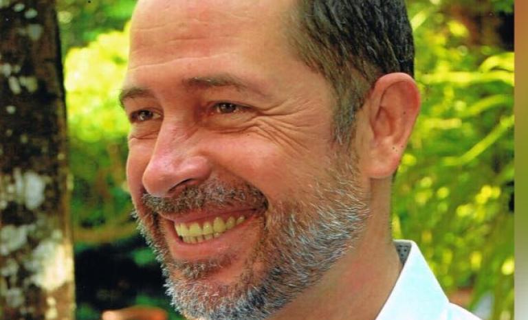 Javier García leads in the grown the NGO 'Colabora Birmania'