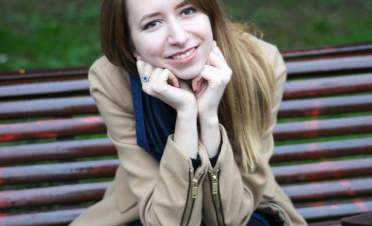 Cristiana Lucaci, vice-president of GEYC