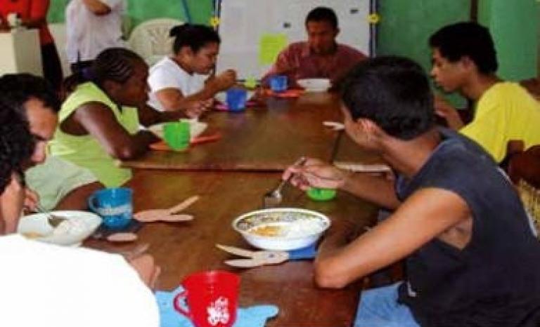 Mental health in Bluefields, Nicaragua