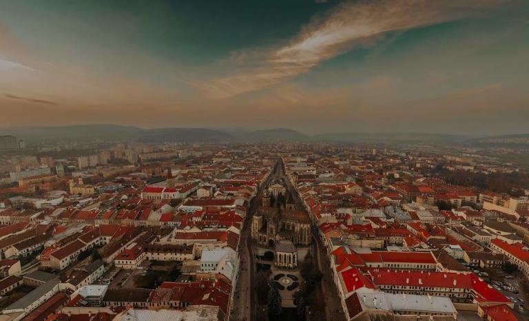 Kosice is hosting the European Volunteering Capital 2019.