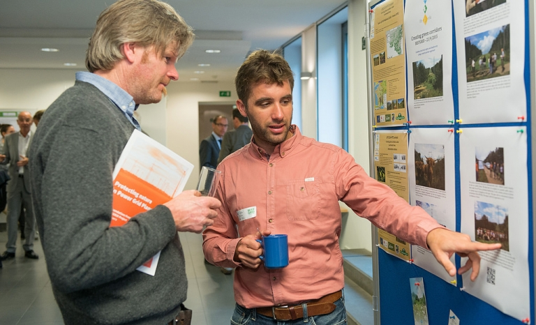 RGI/BESTGRID-workshop 'Implementing Projects of Common Interest' / Photograph: RGI