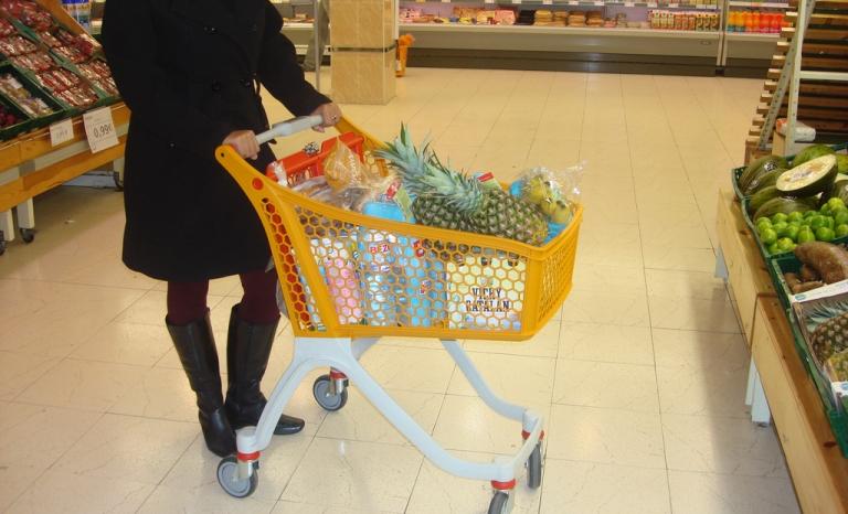 Supermarket / Photograph: Polycart, Flickr