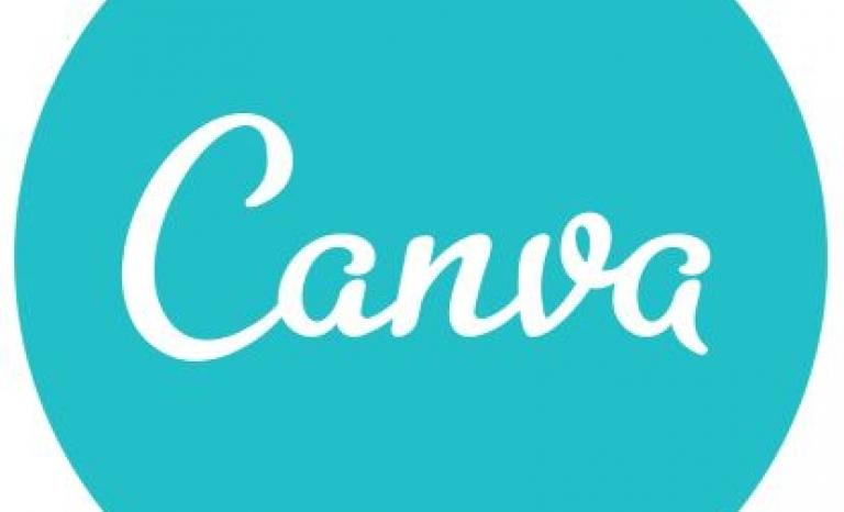 Canva logo. Photo: Canva
