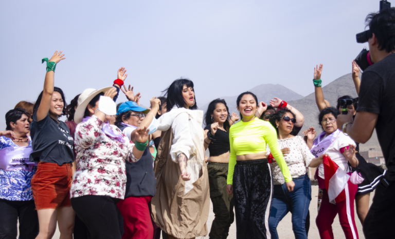 'Mujer Montaña' is the campaign song to empower women.