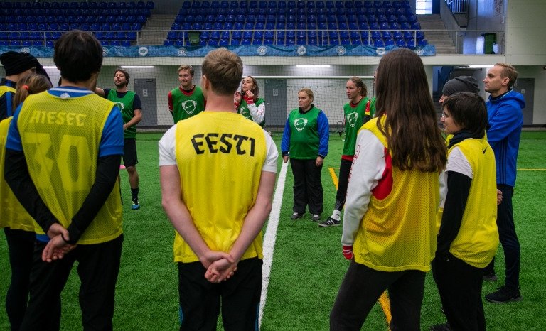 The second meeting of PlayGreen's project took place in Tallinn on 29-30 October.