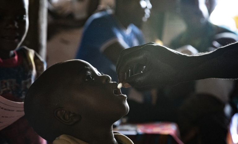 Measles has been present in the Congo for seven years and is considered the most serious in the world.