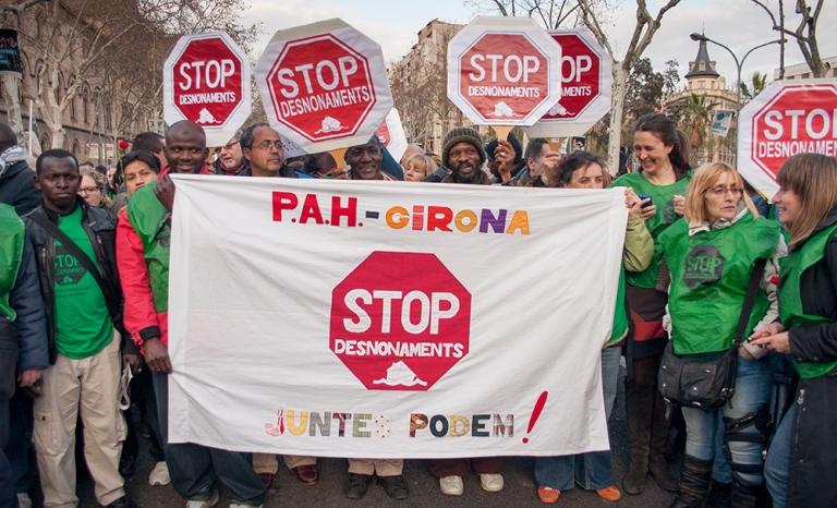 La PAH - Barcelona