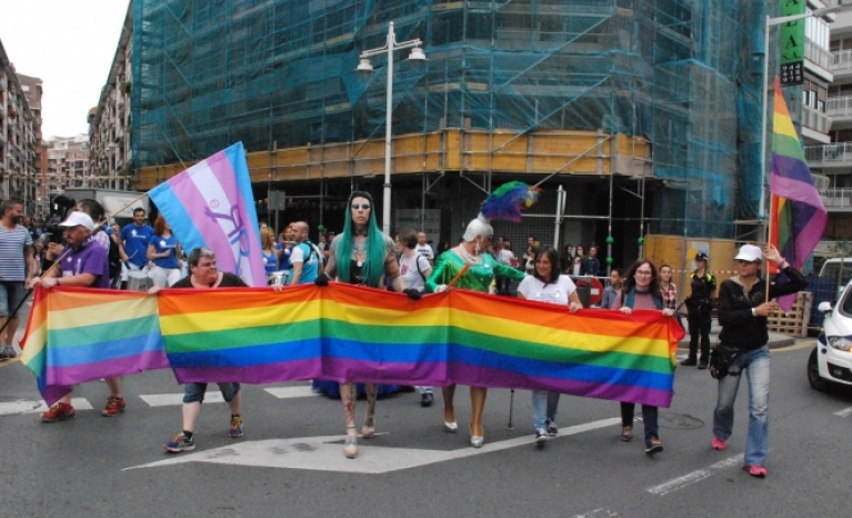 LGBTI-phobia is displayed openly and violently, threatening, attacking and murdering people with a non-normative sexual orientation or gender identity and activists.