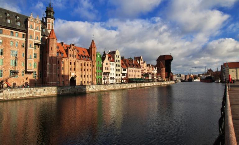 Gdansk was announced as the European Volunteering Capital 2022.