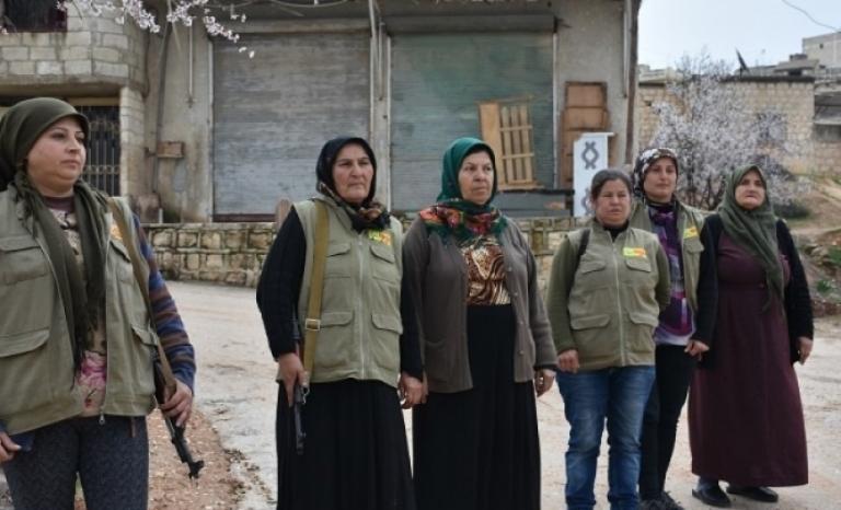 Kurdish women are the leaders of the Kurdistan liberation movements.