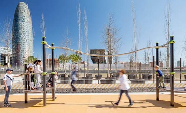 Glòries area. Barcelona City Council