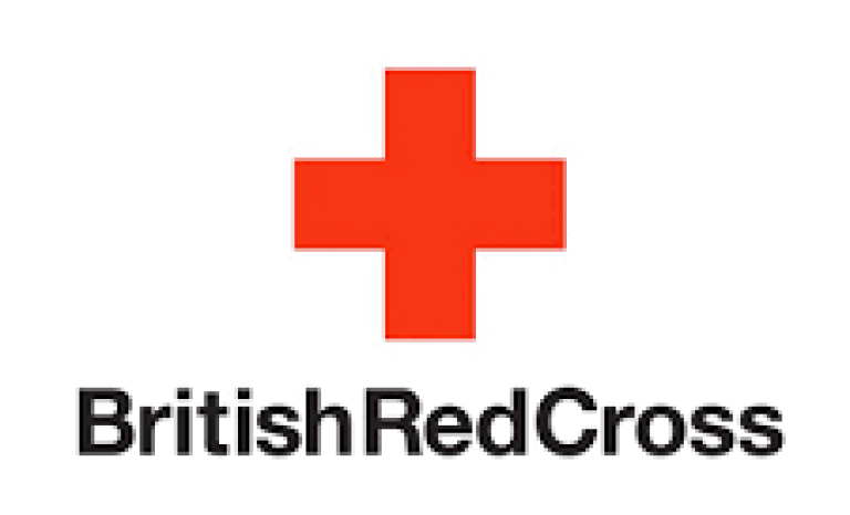 British Red Cross Logo. Photo: Leicester City of Sanctuary