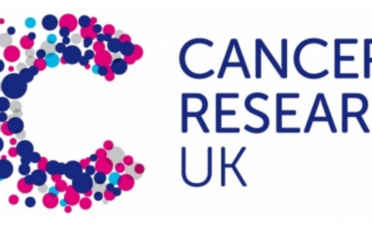 Cancer Research UK Logo. Image: Cancer Research UK