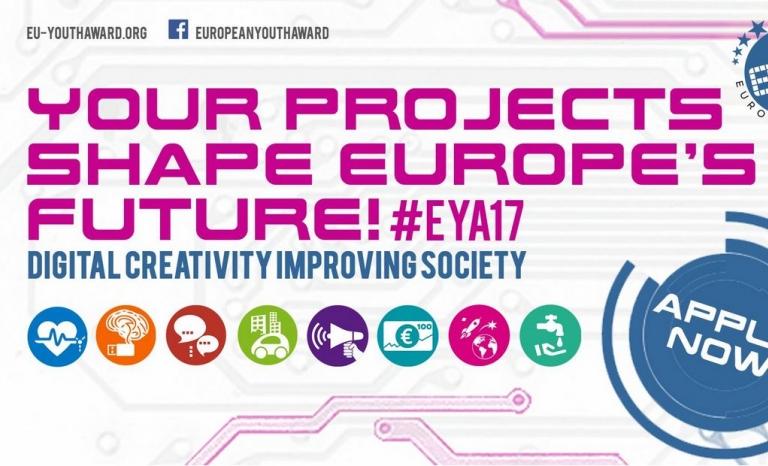 EYA 2017 poster - Photo: European Youth Award