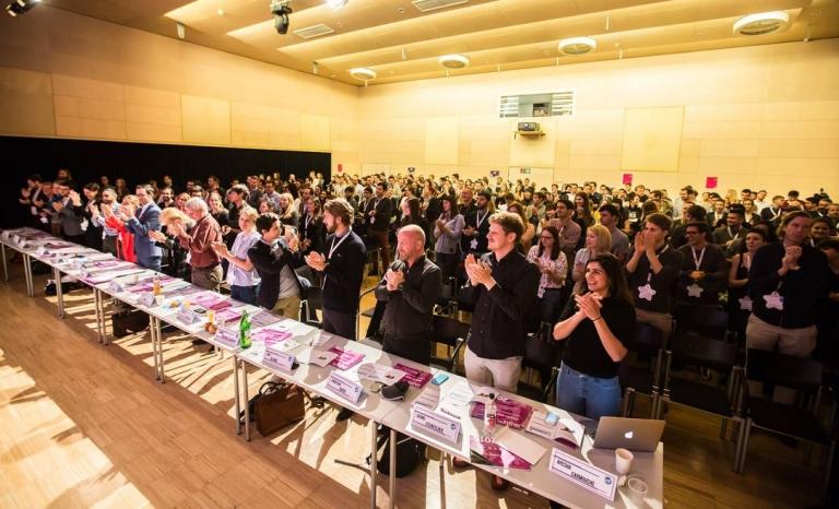 EYA 2016 award ceremony - Photo: European Youth Award