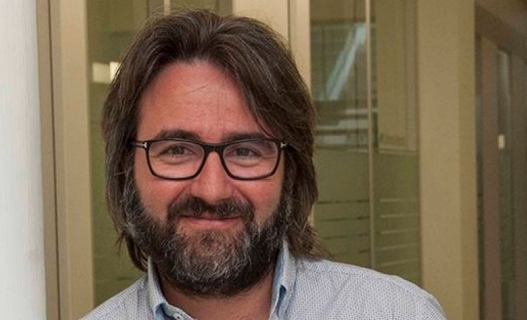 Jesús Carrión, an activist from RETS and the coordinator of the Col·lectiu Ronda / Photograph: Suport Associatiu