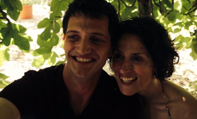 Àlex and Isabel, Mohammed mentors