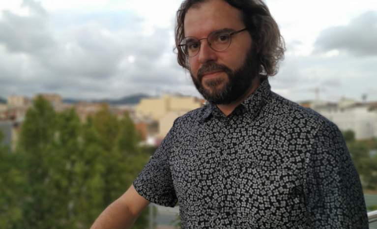 David Forniès, coordinator of the digital newspaper Nationalia.
